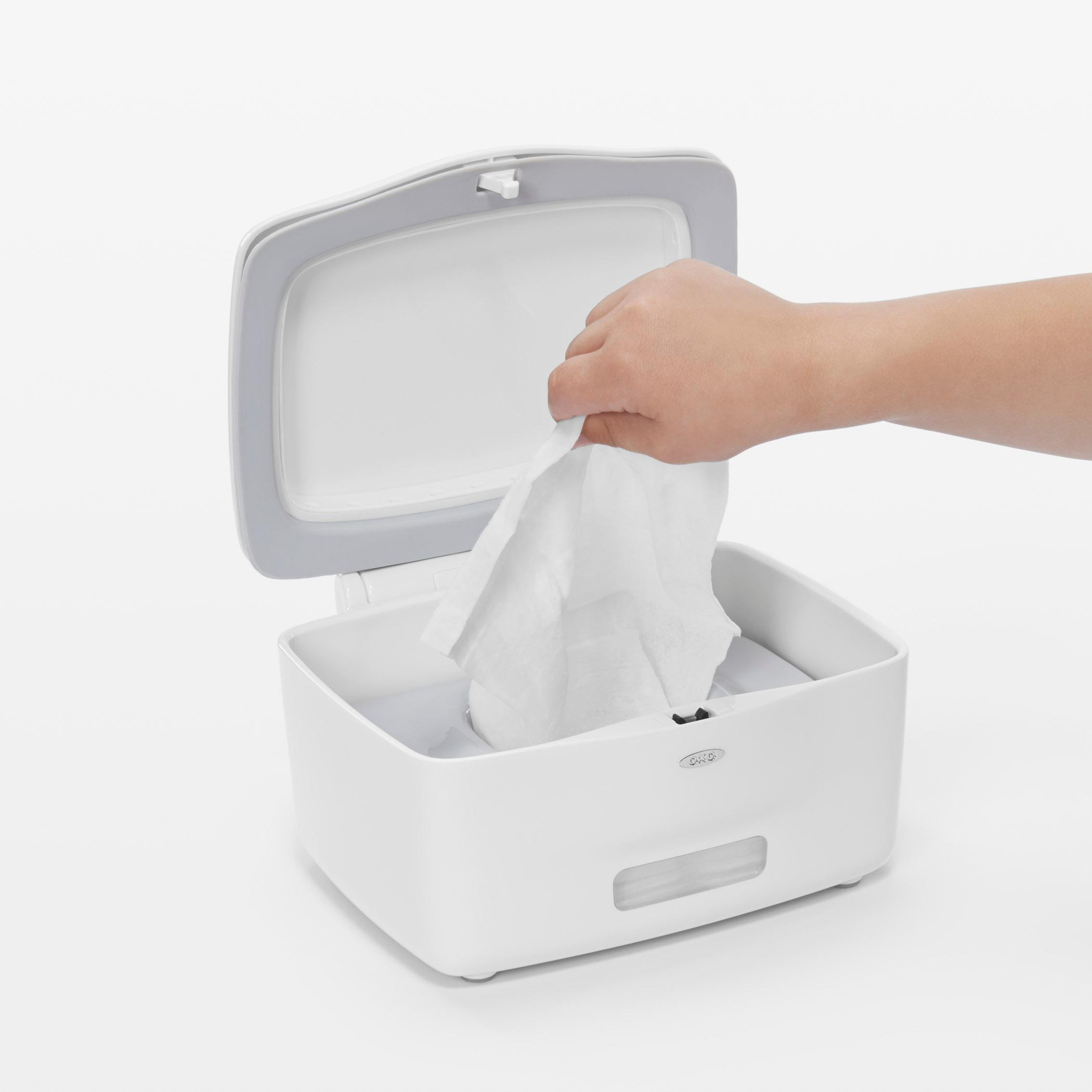 Baby Wipes Weighted Holder