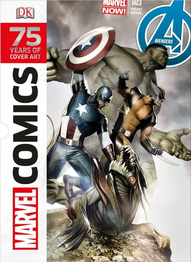Comic Book Cover Art Sale ~ Amazon marvel comics years of cover art