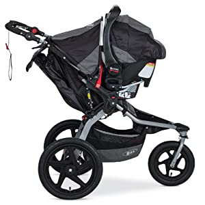 Amazon.com : BOB Revolution Pro Single Stroller, Black : Baby