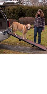 Pet Gear Full Length Tri-Fold Pet Ramp
