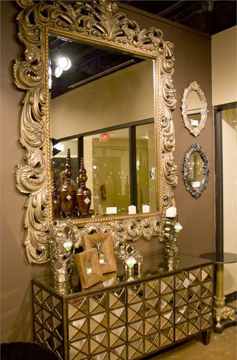 Amazon Com Howard Elliott 2037xl Napoleon Mirror Antique