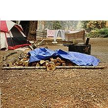 waterproof tarp, blue tarp, 10 x 14 tarp, grizzly tarps, 10x14 tarp