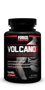 Amazon.com: Volcano Pre-Workout Nitric Oxide Booster with