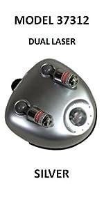 motion activated garage parking, garage parking laser, home parking laser, battery powered parking