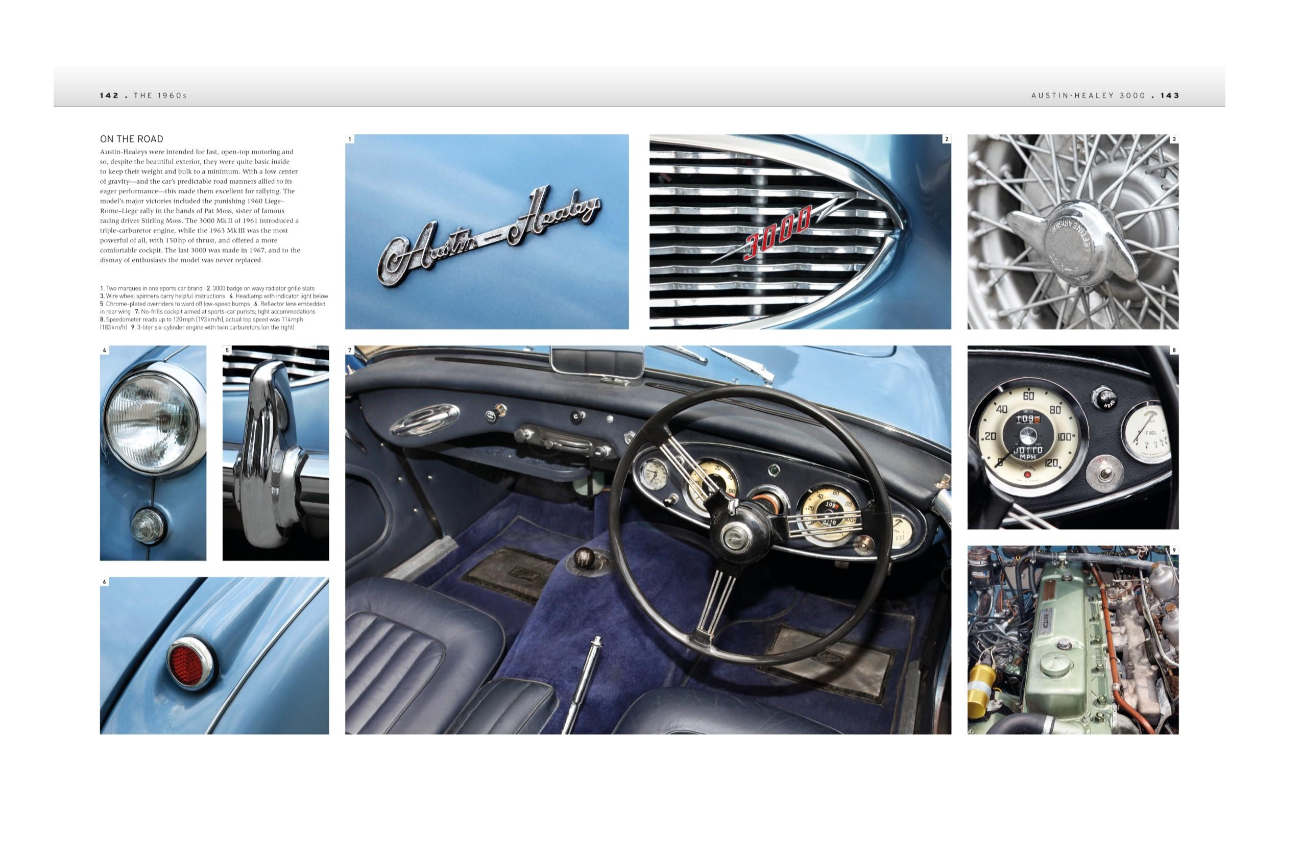 Classic Car: The Definitive Visual History: DK: 9781465453396 ...