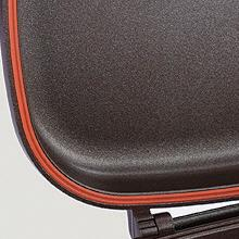 Happycall 3002-0014 Double Pan Jumbo Grill Cookware, Red