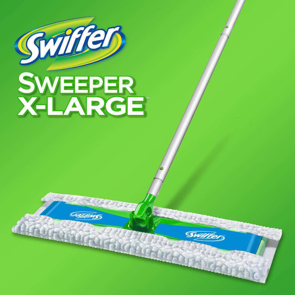 Amazon Com Swiffer Sweeper Xl Dry Sweeping Pad Refills