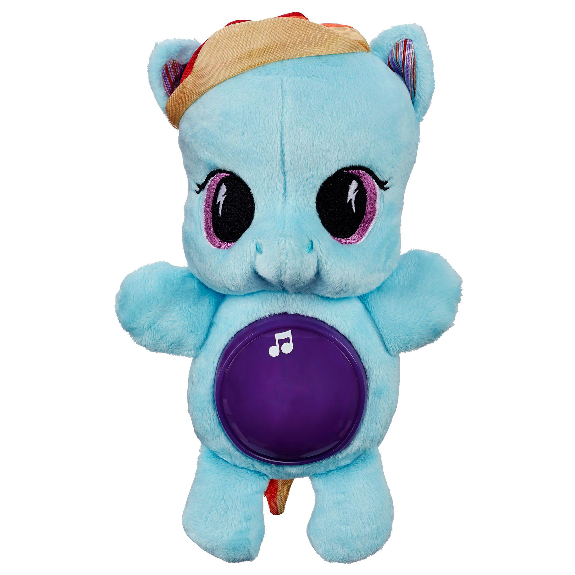 Amazon Playskool Friends My Little Pony Rainbow Dash Glow
