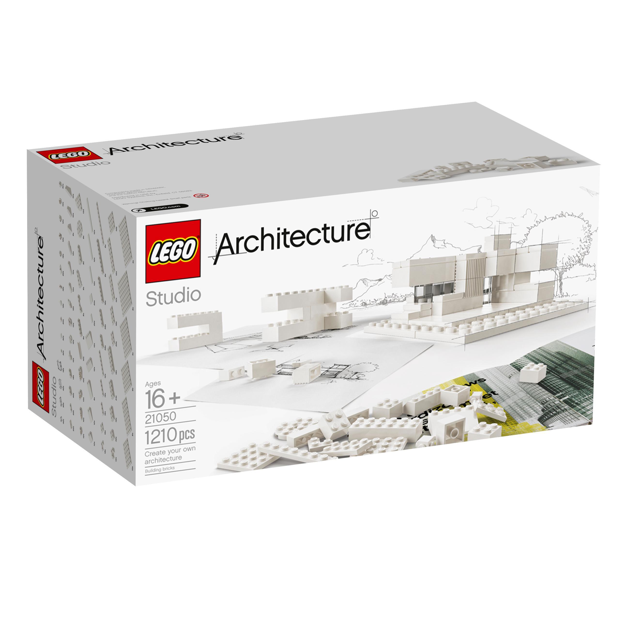 Lego architecture studio 21050 building blocks for Architecture 00