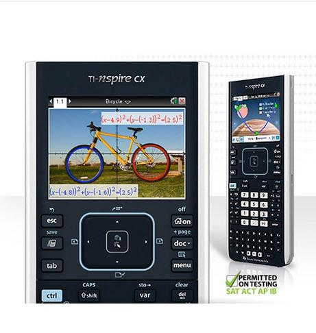 texas instruments ti nspire cx graphing. Black Bedroom Furniture Sets. Home Design Ideas