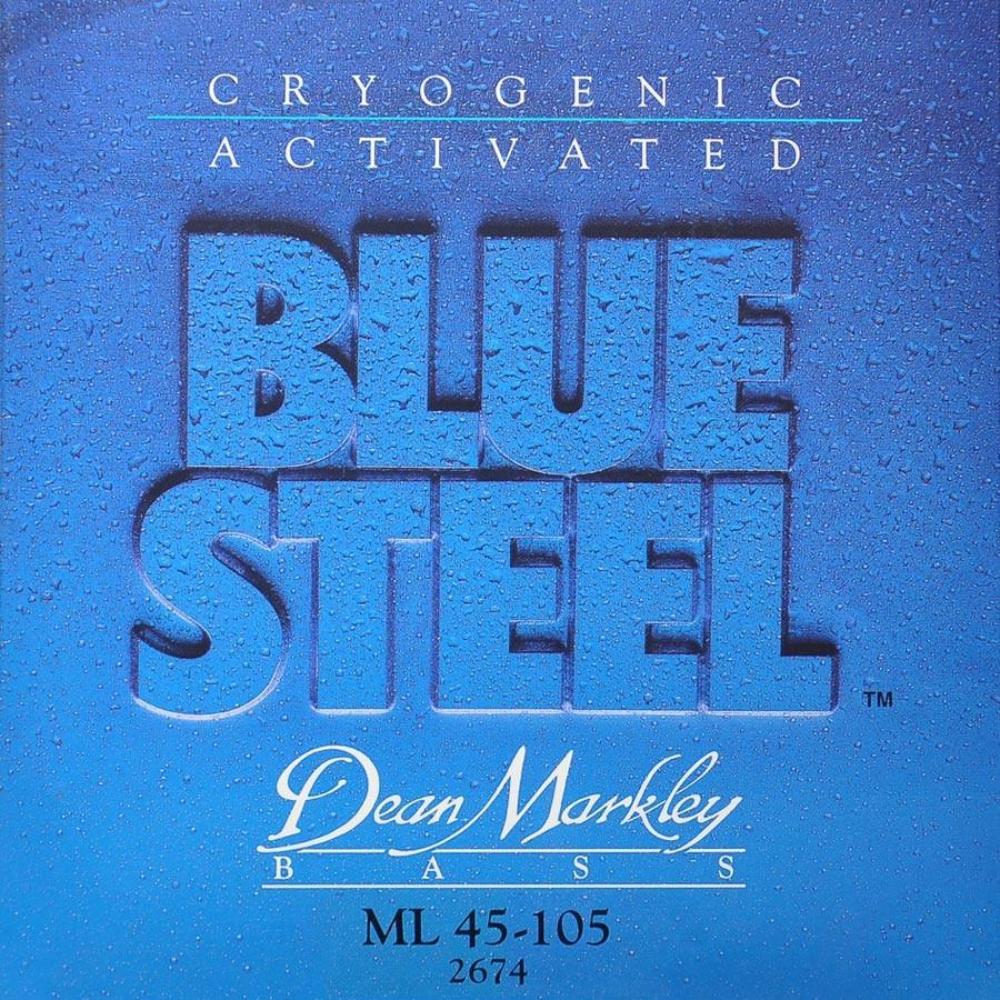Amazon Com Dean Markley Blue Steel Electric Bass Strings