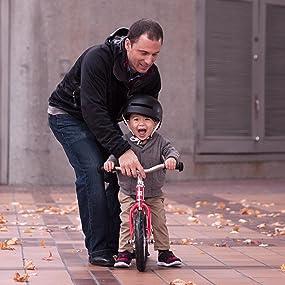 mykick, burley, strider, balance bike,kids bike