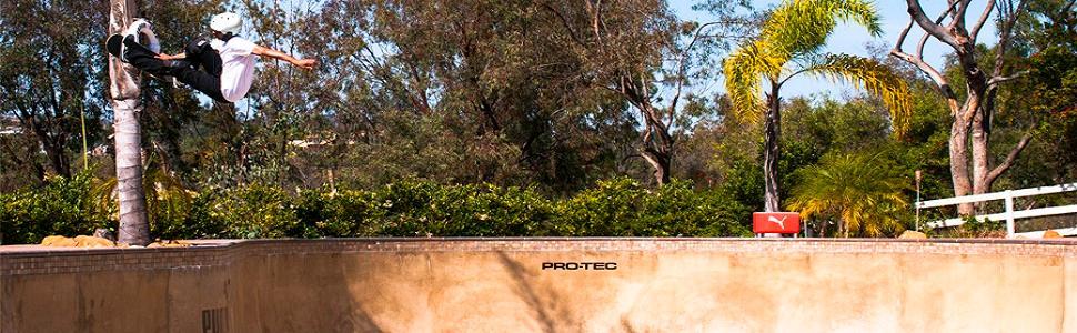 pro-tec;protec;bucky;lasek;skate;skateboard;skateboarding;pad;protective;inline;pads;helmet;helmets