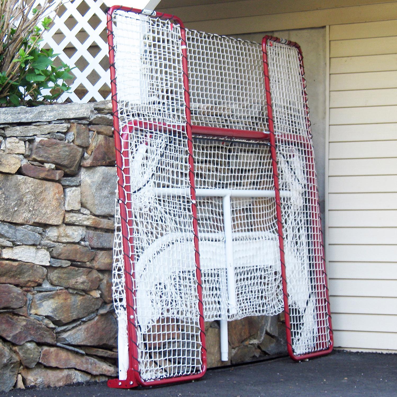 ez goal hockey net instructions