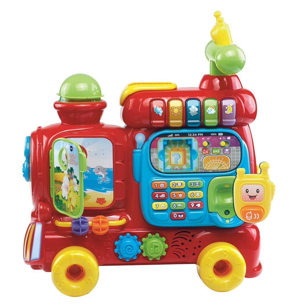 Walmart Learning Toys : Amazon vtech sit to stand ultimate alphabet train