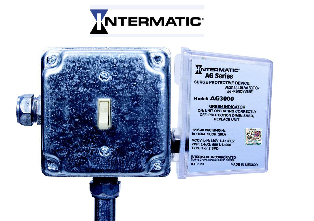 Intermatic Ag3000 Surge Protector Home Improvement Ac Wiring From The Manufacturer