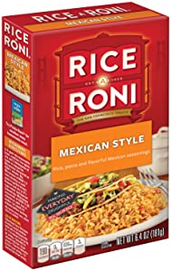 Rice-A-Roni Mexican Style