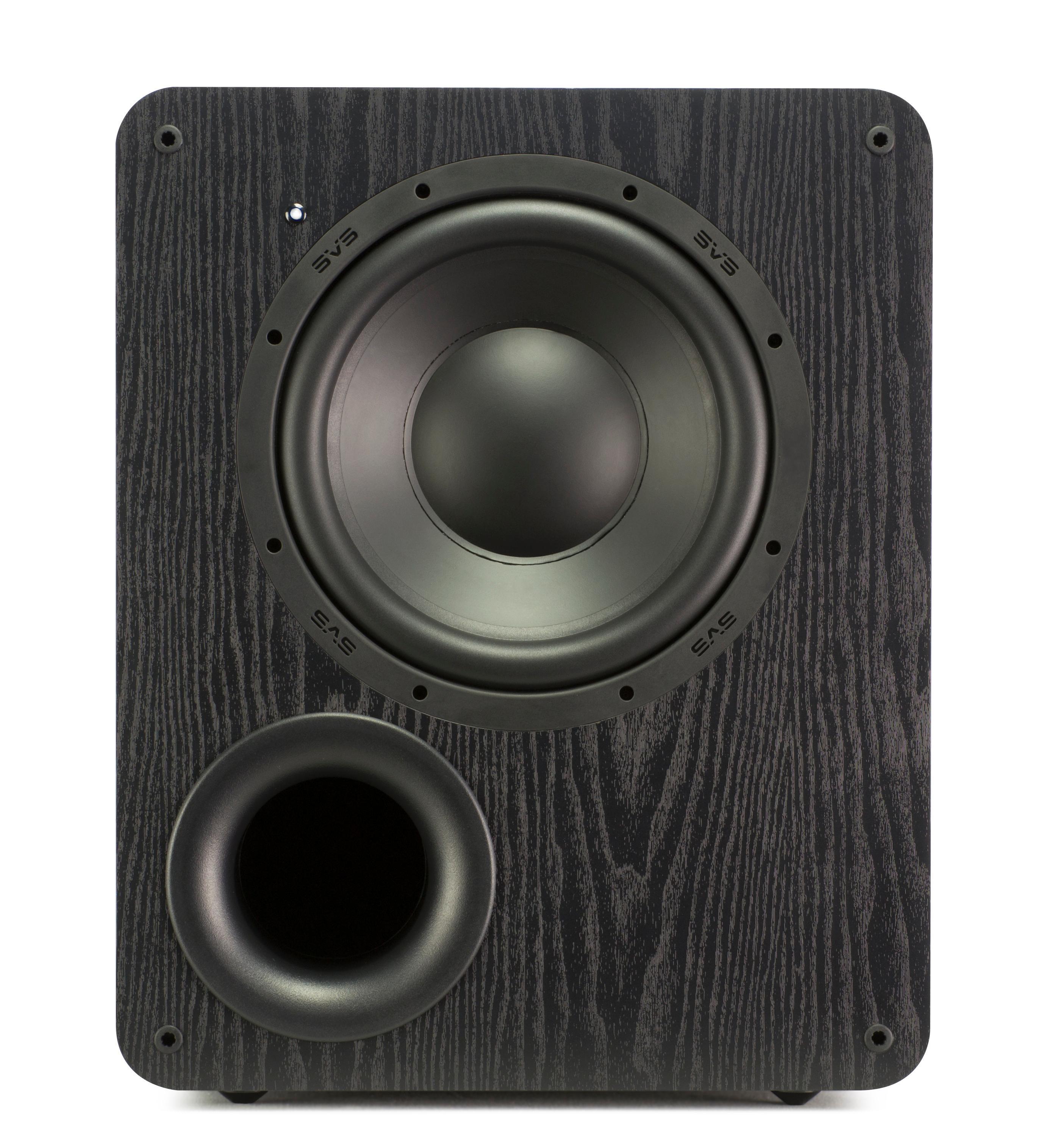 svs pb1000 10 inch 300 watt powered subwoofer home audio theater. Black Bedroom Furniture Sets. Home Design Ideas