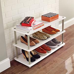 Elegant Why Youu0027ll Love The 3 Tier Shoe Organizer