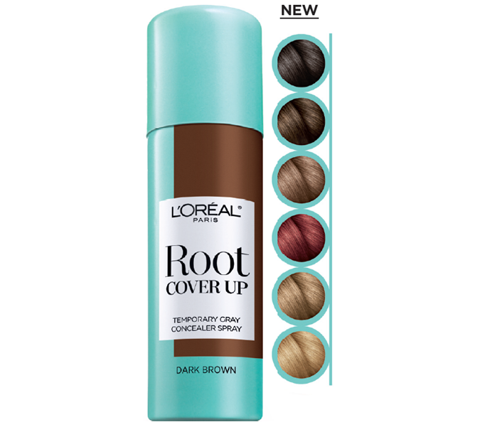 Amazon Com L Oreal Paris Root Cover Up Temporary Gray