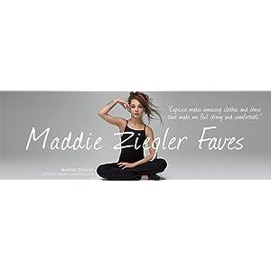 Maddie Ziegler's Fave Picks