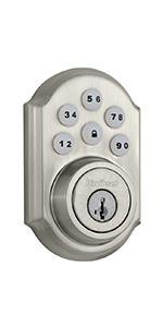 Kwikset 99140 002 914 Z Wave Smartcode Electronic Ul
