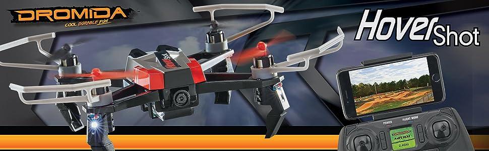 Dromida HoverShot Camera Drone