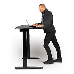 Feel Powerful And Well At Your Stir Kinetic Desk