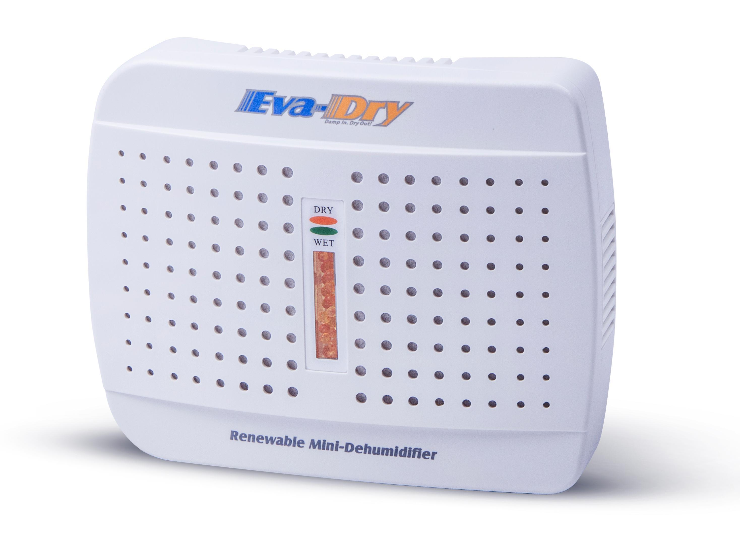 Amazon.com: New and Improved Eva dry E 333 Renewable Mini Dehumidifier  #1E57AD