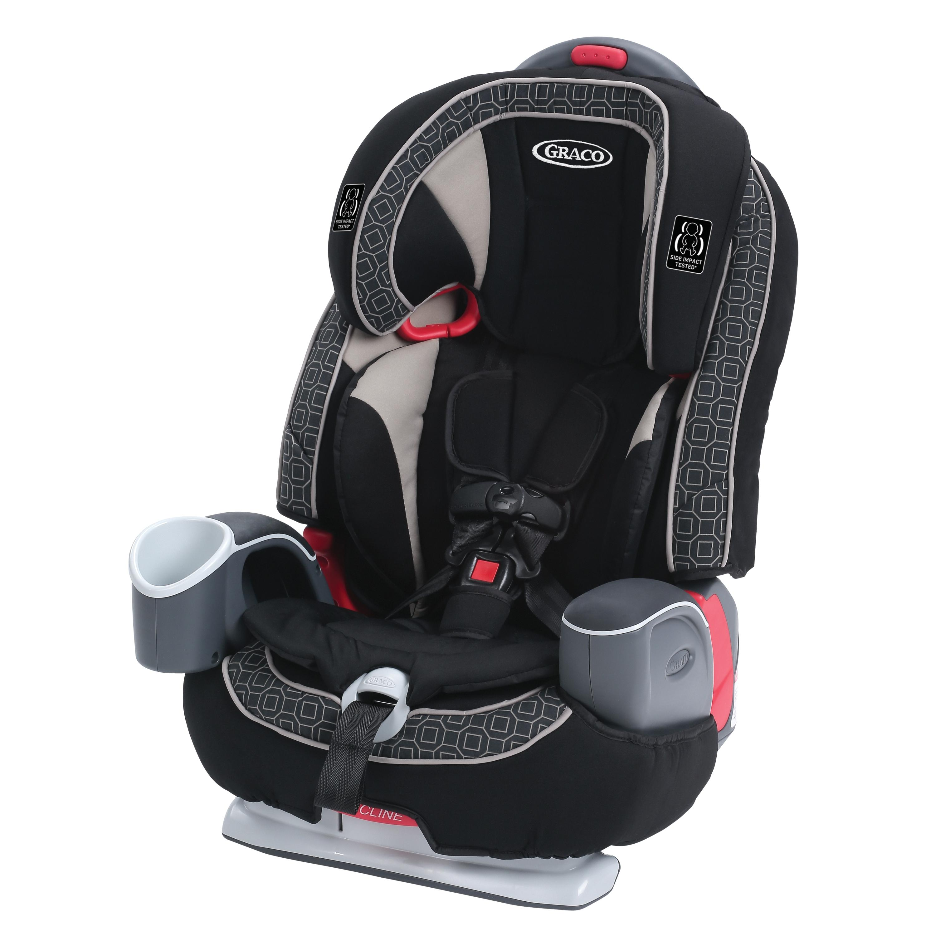 Amazon.com : Graco Nautilus 65 LX 3-in-1 Harness Booster ...