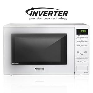 NN-SD654W Inverter Technology Microwave