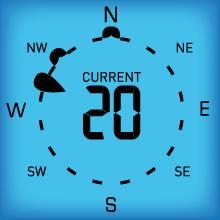 wind sensor, wind weather station, wind speed