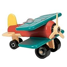 airplane, kids