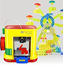 3D printer small compact size
