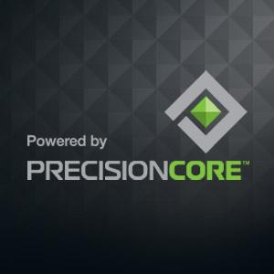 PrecisionCore Technology Logo