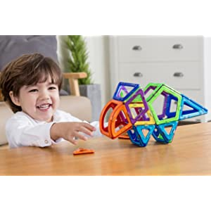 Mahgformers Magnetic Construction Toy