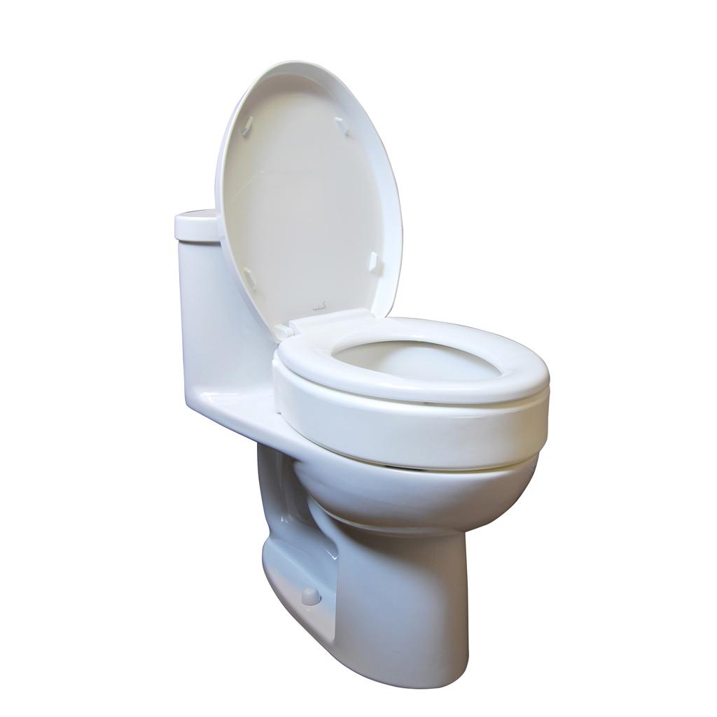 Amazon Com Drive Medical Toilet Seat Riser Elongated
