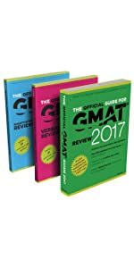 GMAT Review 2017 Bundle