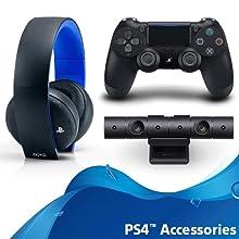 Accesorios PlayStation 4