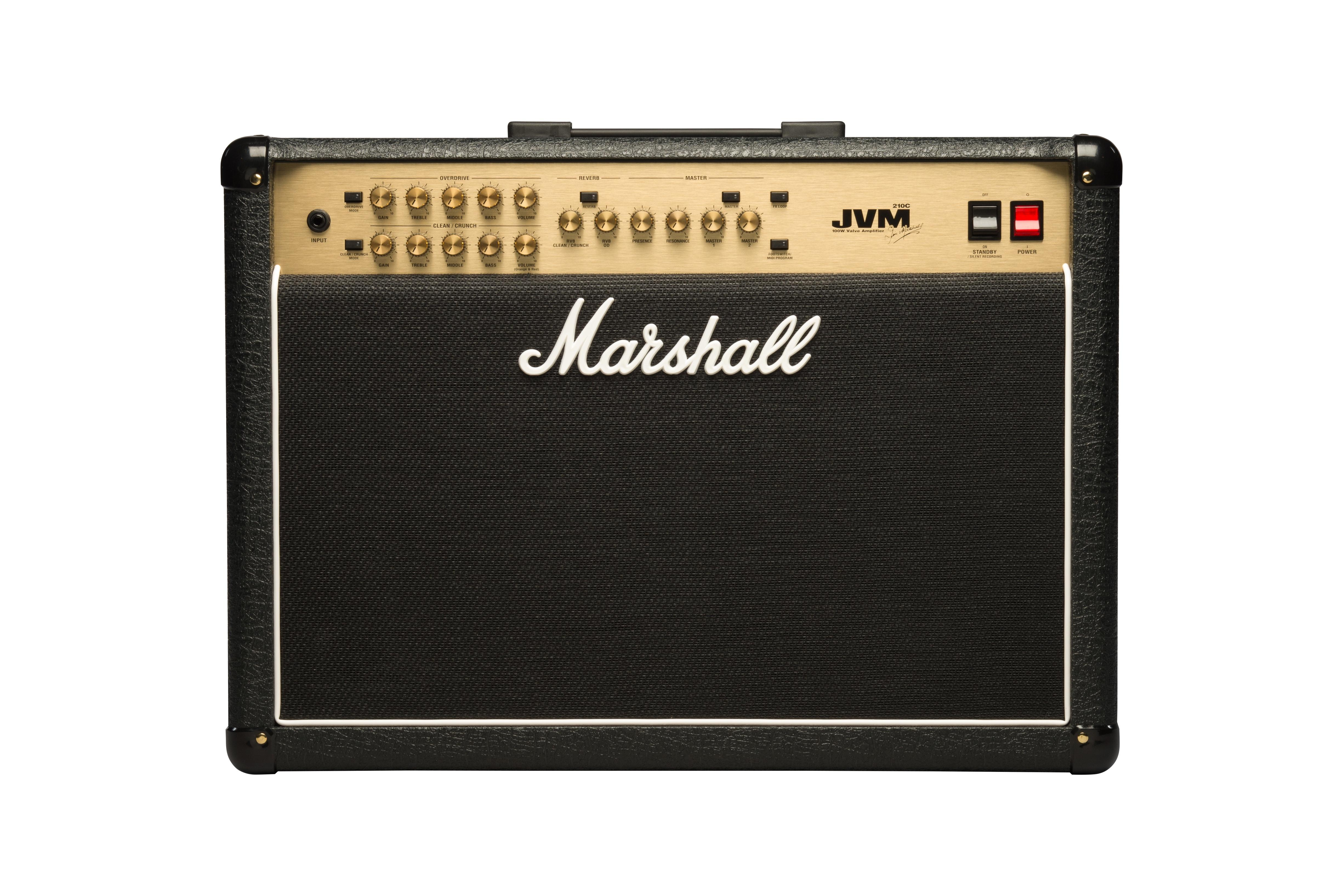marshall jvm m jvm210c u combo guitar amplifier musical instruments. Black Bedroom Furniture Sets. Home Design Ideas
