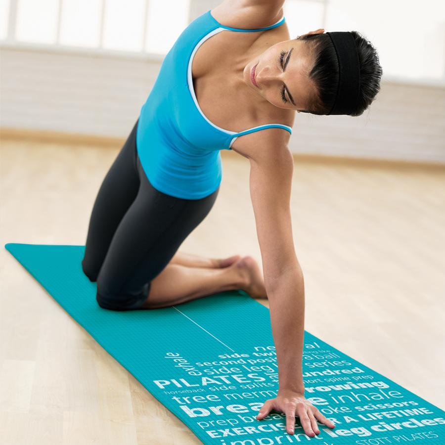 Amazon.com : STOTT PILATES Pilates And Yoga Mat, Align
