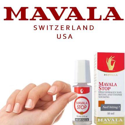 Amazon.com: Mavala Switzerland Mavala Stop nail biting, 0.3 Fl Oz ...