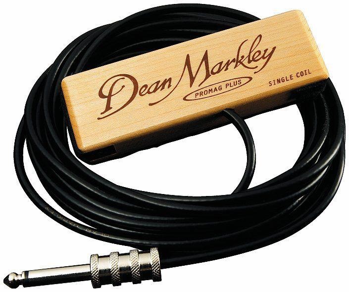 dean markley pro mag plus acoustic guitar pickup musical instruments