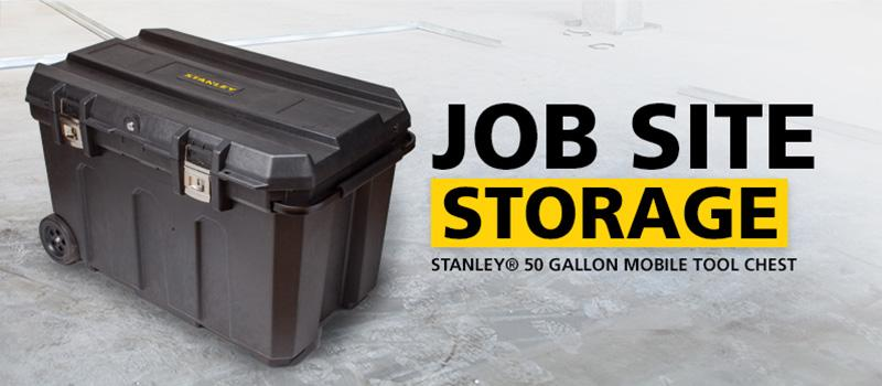 From the manufacturer  sc 1 st  Amazon.com & Amazon.com: Stanley 037025H 50 Gallon Mobile Chest: Home Improvement