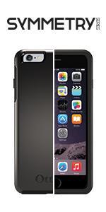 otterbox iphone 6 plus case symmetry series comparison