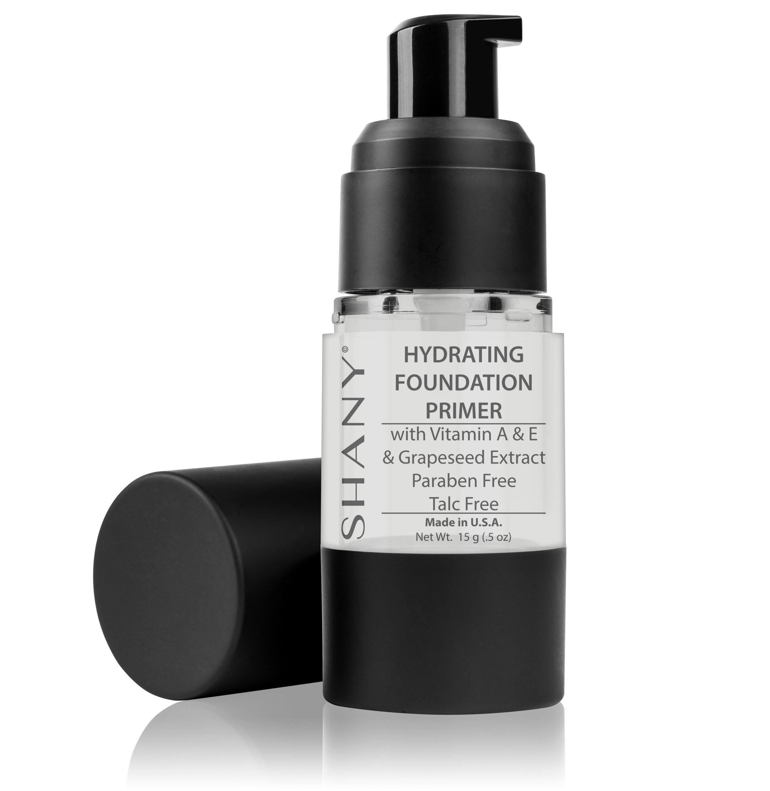 Amazon.com: SHANY Hydrating Face Primer - Paraben Free/Talc Free, 0.5