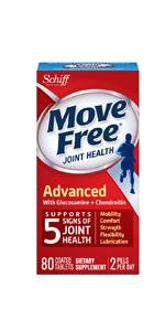 Move Free Triple Strength Glucosamine Chondroitin