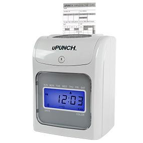 Amazon.com: CALCULATING uPunch Time Clock Bundle with 200 ... | 285 x 285 jpeg 7kB