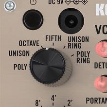 Korg Volca Keys voicing function