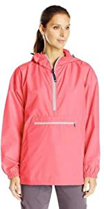 Charles River Apparel Pack-N-Go Pullover